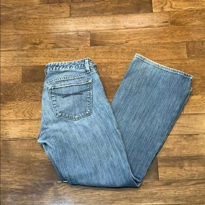 GAP Flare Ankle Jeans